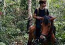 Andrew Ananda Brule, Remaja yang Menghabiskan Waktu 24 Jam Sendirian di Hutan Kalimantan