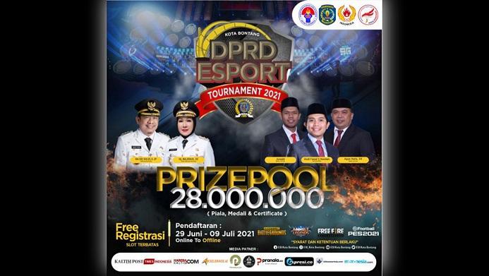DPRD Esport Tournament